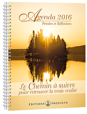 Agenda 2016 - Pensées et réflexions