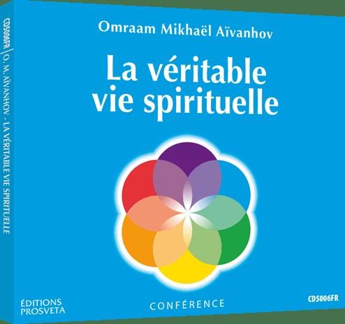 CD - La véritable vie spirituelle