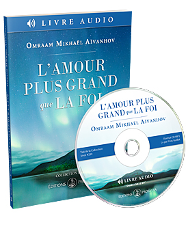 L'amour plus grand que la foi (livre audio)