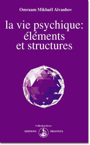 Viaţa psihică: elemente şi structuri