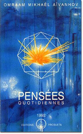 Pensées Quotidiennes 1992