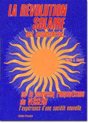 La révolution solaire est commencée par Pierre C. Renard