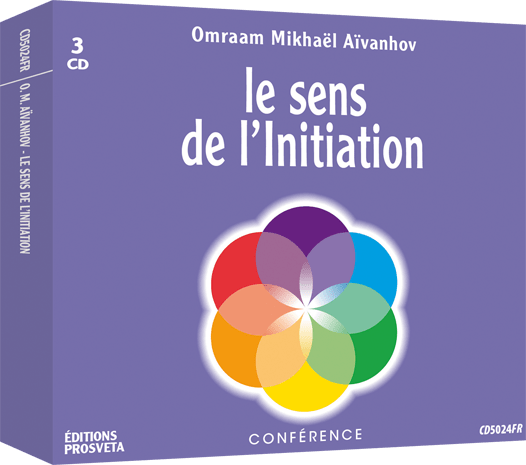 3 CD - Le sens de l'initiation